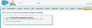 Salesforce itracMarketer Installation